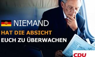 CDU - Niemand hat die Absicht - chris9773