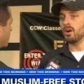 Een wapenhandelaar in Inverness, Florida riep zijn winkel onlangs uit tot 'Muslim…