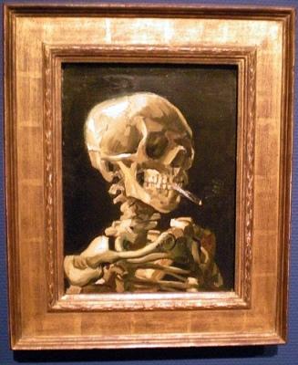 cc Flickr Mark Skrobola photostream Van Gogh .. Dark