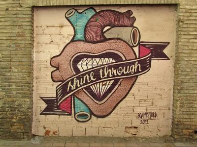 cc Flickr Marta Nimeva Nimeviene Boa Mistura. Street Art