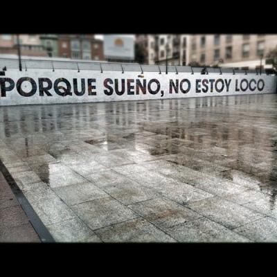 cc Flickr Nunurix  Porque sueño, no estoy loco @boamistura en zaragoza