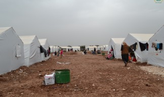 Babunnur Refugee Camp in Aleppo (3) - IHH Humanitarian Relief Foundation