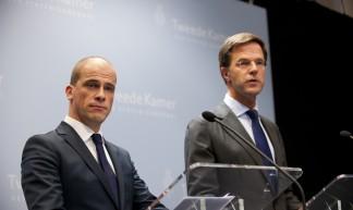 Deelakkoord begroting 2013 - Minister-president Rutte