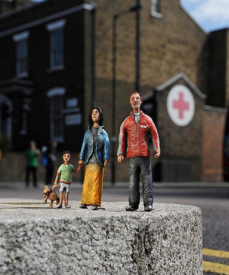 cc Flickr British Red Cross photostream Marcus Crocker figurine
