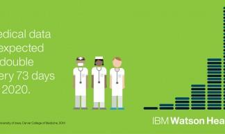 Watson Health Datagram Medical Data - ibmphoto24