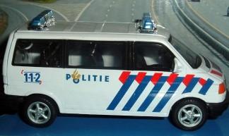 M063 VW T4 Minibus -  Netherlands Politie - Dave Conner