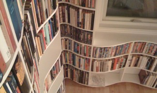 New bookshelf - Oyvind Solstad
