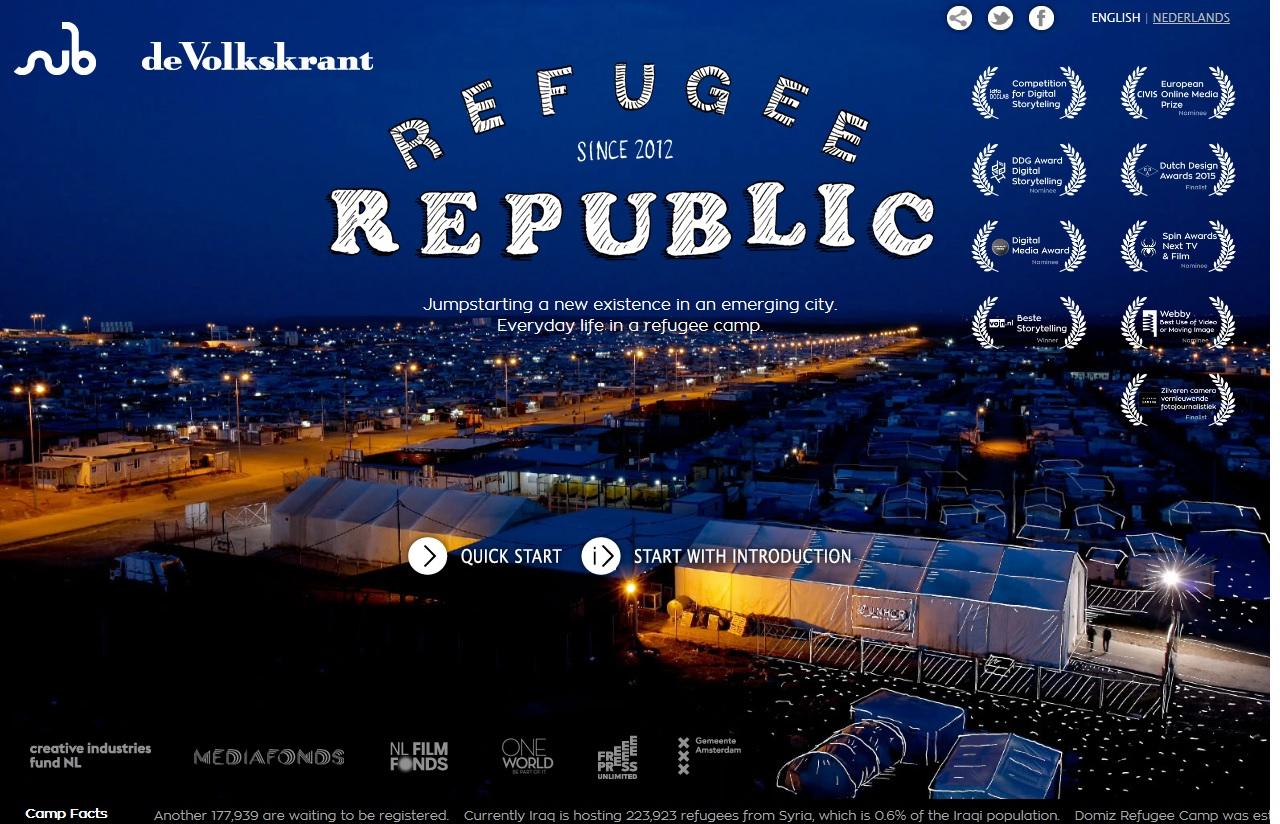 Refugee Republic screen shot