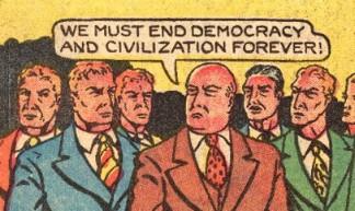 We Must End Democracy and Civilization Forever! - brad_bechtel
