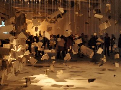 cc Flickr Carmen Alonso Suarez Frío estudio del desastre, 2005.