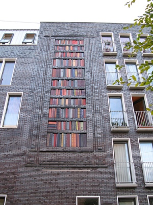 cc Flickr Liesbeth den Toom photostream Library facade