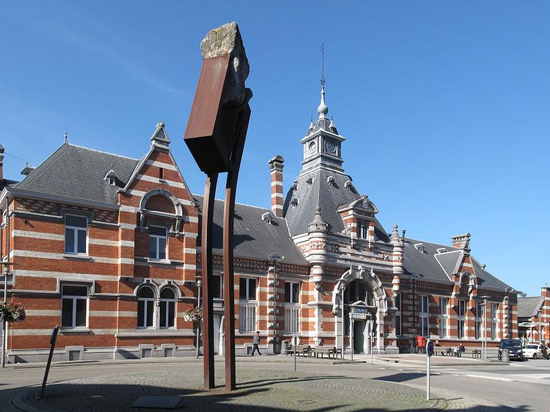 cc commons.wikimedia.org Turnhout treinstation foto7 2010-10-03 13.41