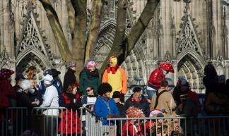 Cologne Carnival 2013 - Radomir Cernoch