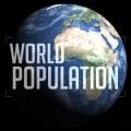 De groei van de wereldbevolking tussen tussen de jaren 1 en 2050 in kaart gebracht.…