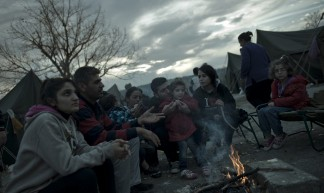 The Children of Harmanli Face a Bleak Winter - Photo Unit