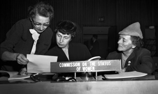 The Early Years of the Commission on the Status of Women - UN Women