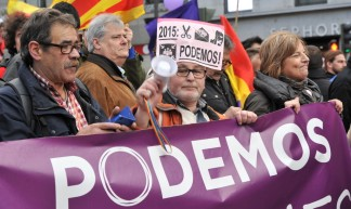 Marcha| Podemos| Madrid - Bloco