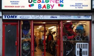 Designer Baby, Mare Street E8 - Emily Webber