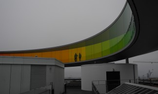 Your Rainbow Panorama by Olafur Eliasson - Michael Edson