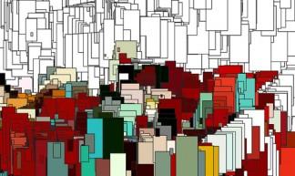 METROPOLE - Generative Art - Paulo Colacino