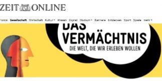 Printscreen Die Zeit Das Vermächtnis