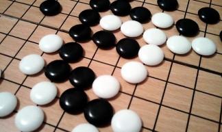 Go Board Game - Sean Welton