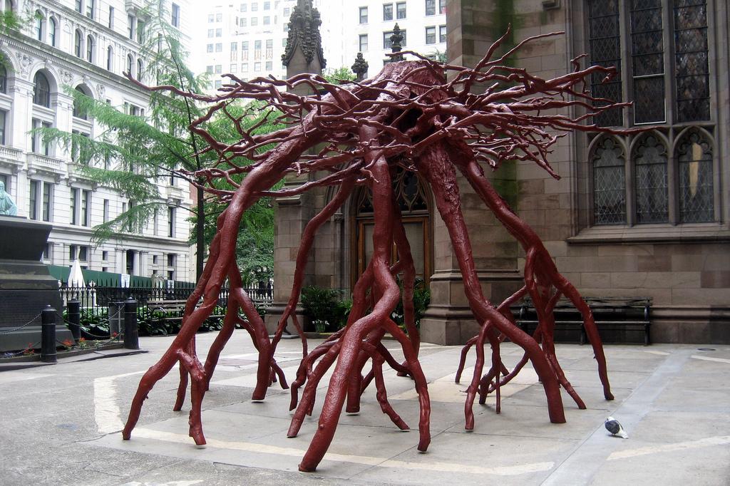 cc Flickr Wally Gobetz NYC - Trinity Church - Trinity Root