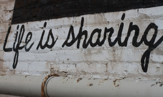 Life is Sharing - Alan Levine
