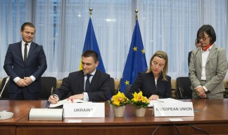 EU-Ukraine Agreemen signature - European External Action Service