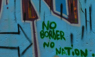 No Borders No Nations - Tal Bright - Political