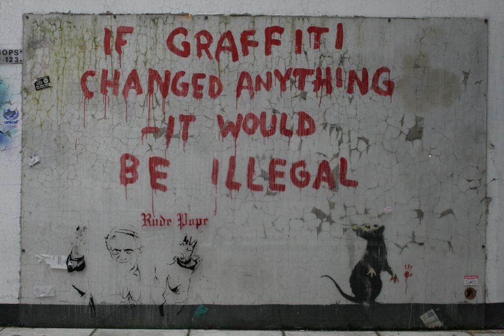 Citaten Karl Marx : Kunst op zondag street art quotes sargasso
