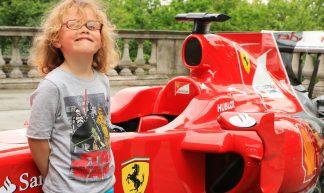Formula 1 at Somerset House - Barney Moss