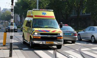 More Amsterdam ambulance - Canadian Pacific
