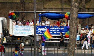 Rome gay pride - Phyllis Buchanan