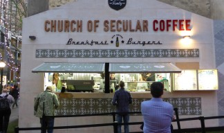 Church of Secular Coffee - duncan c