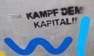 Daniel Lobo: Lucha contra el capital, Flickr (CC)
