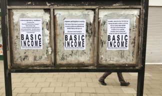 BASIC INCOME TRIPTYCH - Russell Shaw Higgs