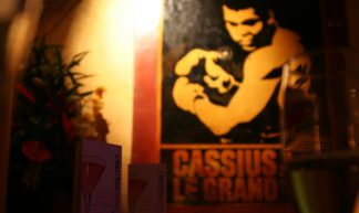 cassius clay fave bar pic - Ryan