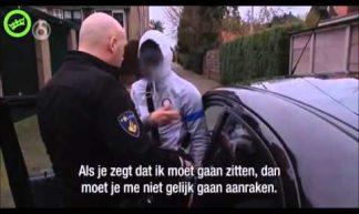 Wegmisbruikers SBS6 (Dumpert, Youtube)