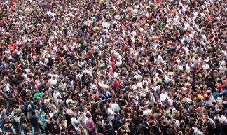 Crowd - James Cridland