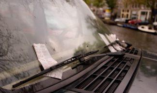 div. parkeerboetes / parking fines - Thijs van Exel