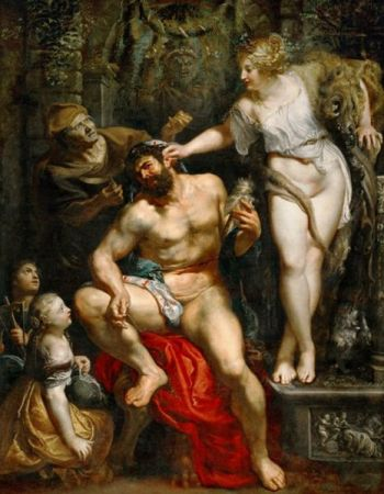 cc commons.wikimedia.org Rubens Peter Paul Hercules and Omphale 1602-1605