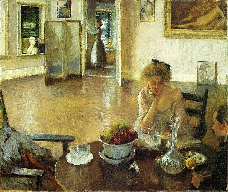 cc commons.wikipedia.org Edmund Tarbell - The Breakfast Room