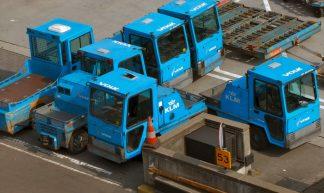 KLM truckjes - Gerard Stolk