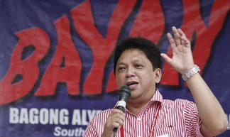 Davao City Councilor Dayanghirang - Keith  Bacongco