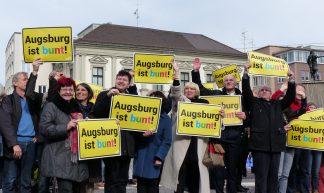 Augsburg ist bunt - Metropolico.org