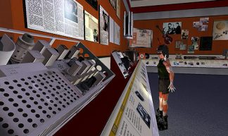 Museums in virtual worlds: the Avnet Technology Museum - Opensource Obscure