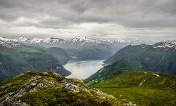 Fjord view - Tobias Van Der Elst