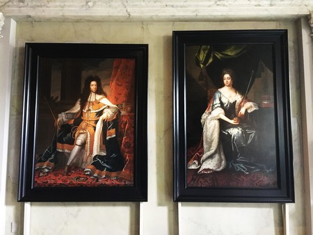 Willem III en Mary Stuart