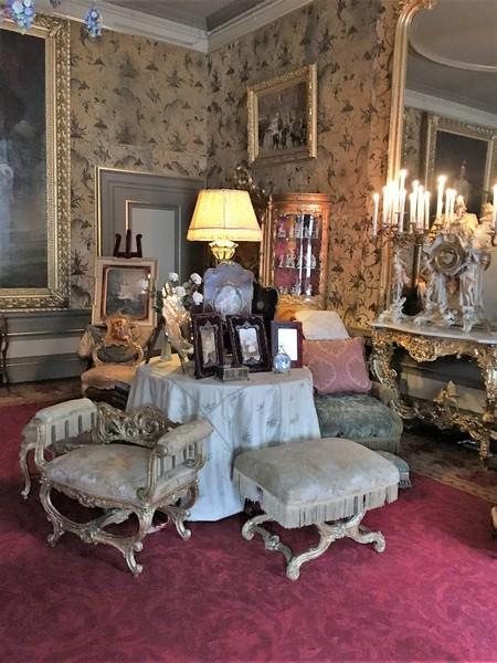 Kamer van koningin Emma